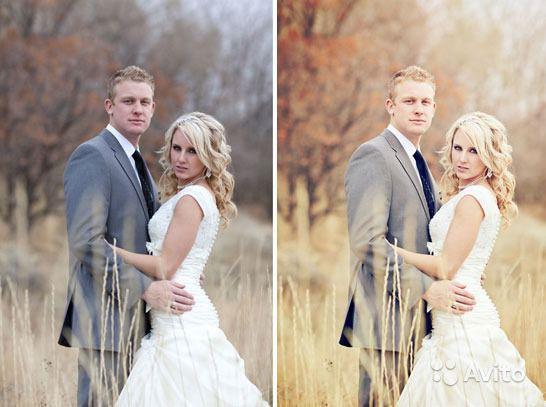 приемы обработки свадебных фото в лайтруме термобелья Craft Mix